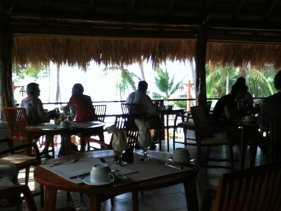 Tango Mar Beachfront Boutique Hotel & Villas: Dining area