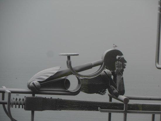 Uferpromenade Friedrichshafen: zum Ausruhen..