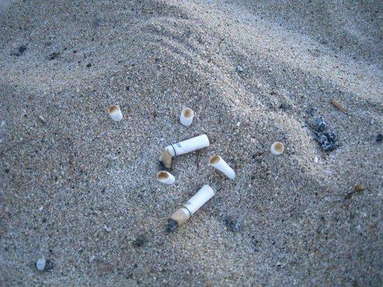 """Hotel Riu Palace Pacifico: """"Clean"""" beach"""