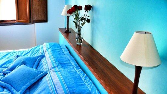 Casa de las Rosas: Room Azul