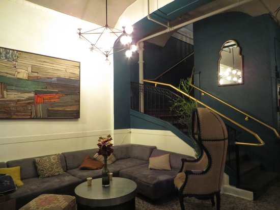 Hostelling International- San Francisco/ Downtown: Lobby