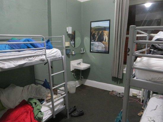 Hostelling International- San Francisco/ Downtown : 4 dorm