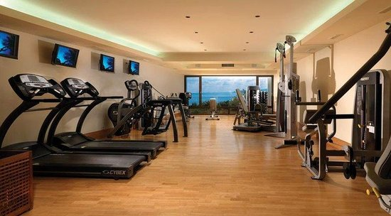 Porto Elounda Golf & Spa Resort: Gymnasium
