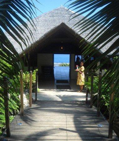 White Grass Ocean Resort & Spa: Entrance