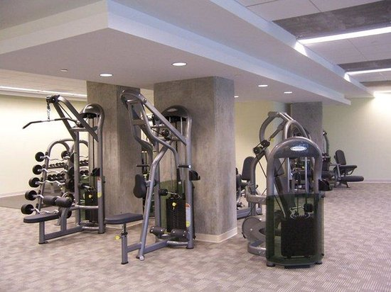 Crystal Quarters at Water Park: Fitnesscenter