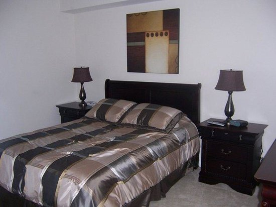 Crystal Quarters at Water Park: Bedroom