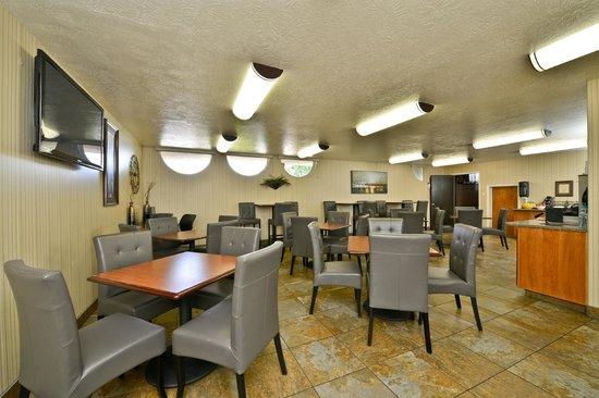 BEST WESTERN Coral Hills : Breakfast Room
