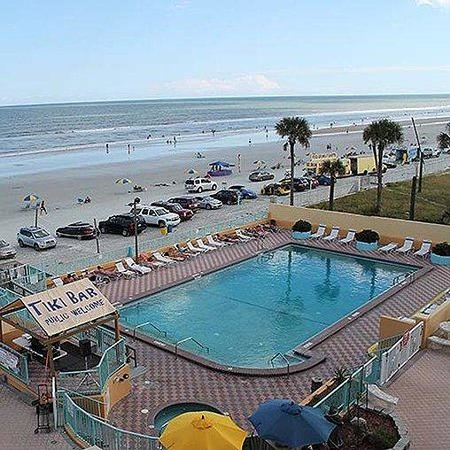 Fountain Beach Resort Daytona Beach Pool