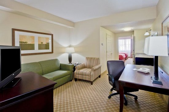 Country Inn & Suites By Carlson, Port Charlotte: CountryInn&Suites Port Charlotte Suite