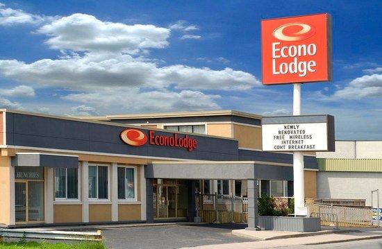 Econo Lodge City Centre: Exterior