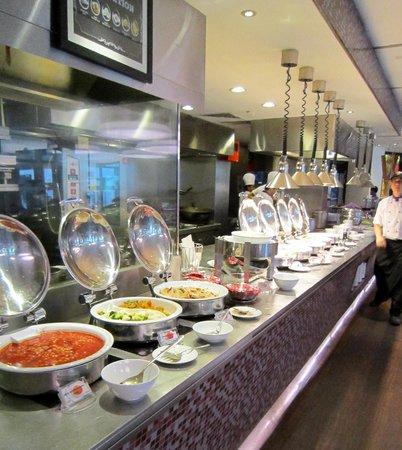 Buffet Breakfast Picture Of Hard Rock Hotel Penang Batu Ferringhi Tripadvisor