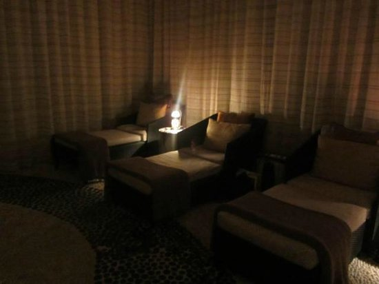 Secrets Maroma Beach Riviera Cancun: Relaxation room in the spa
