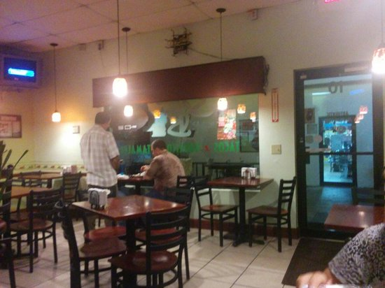 Salsa Brava Mexican Grill : Salsa Brava