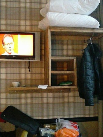 Max Brown Hotel Canal District: Zimmer/Chambre