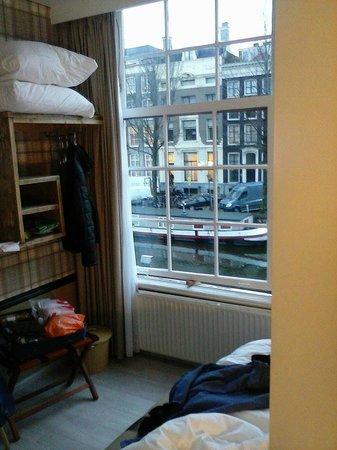 Max Brown Hotel Canal District: Aussicht/Vue