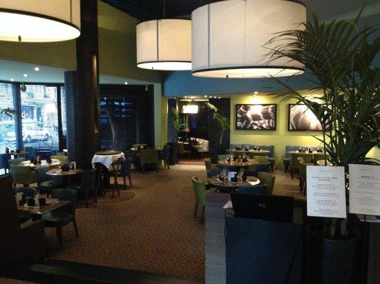 Hotel Square : Restaurante