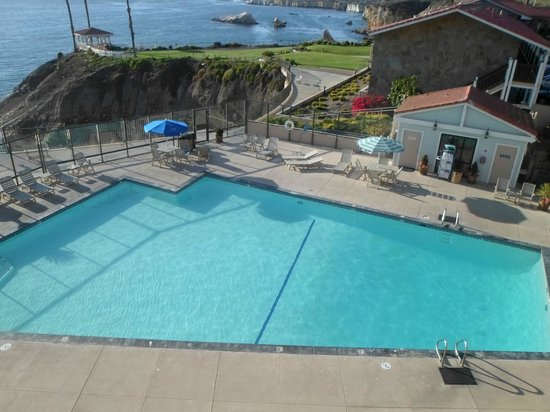 Shore Cliff Hotel : The pool