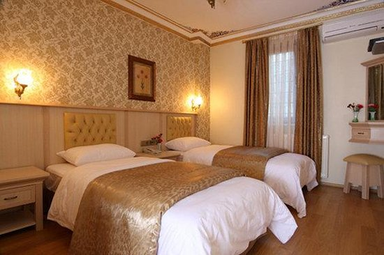 Aldem Hotel : Guest Room A2T