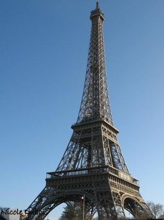 Vedettes du Pont Neuf : La Tour Eiffel