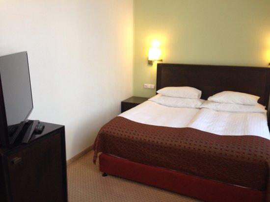 Hotel King David Prague: Camera al quarto piano