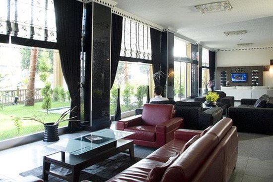 Adana Airport Hotel: Lobby