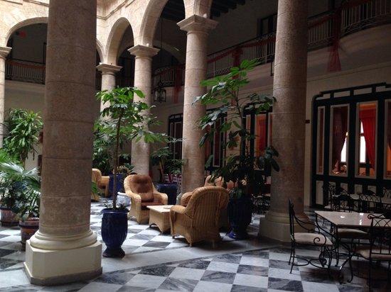 Hotel Florida: Ingresso hotel