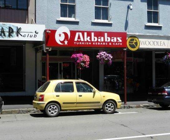 Akbabas Turkish Kebab House: Storefront