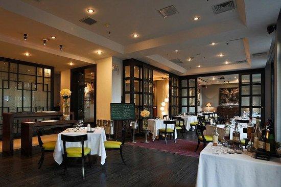 Gracie Art Hotel 798: Restaurant