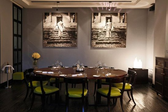 Gracie Art Hotel 798: Private Dining Room