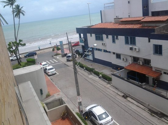 Verdegreen Hotel: praia de manaira
