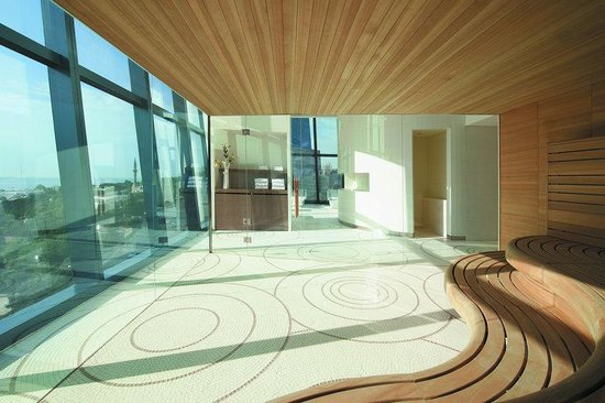 Fairmont Baku Flame Towers: Sauna