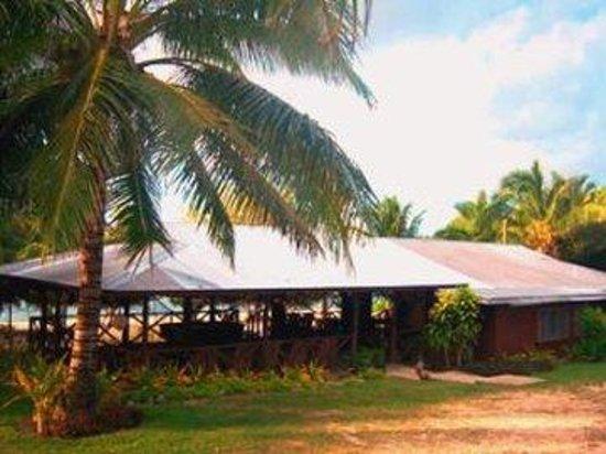 Otuhaka Beach Resort : Restaurant Maybe