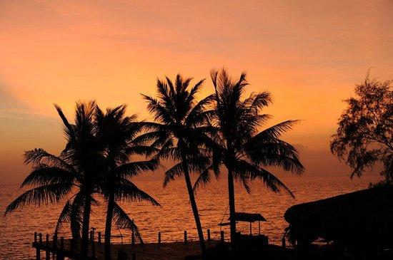 Chen Sea Resort & Spa Phu Quoc : Traumhafte Sonnenuntergänge