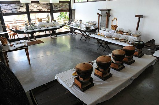 Chen Sea Resort & Spa Phu Quoc : Frühstücksbuffet mit großer Auswahl