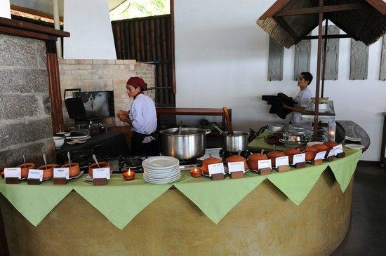 Chen Sea Resort & Spa Phu Quoc : Frühstücksbuffet