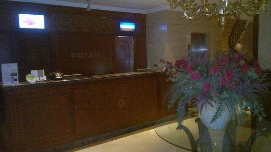Rose by Molton Hotels : muy buena predisposicion de sus empleados