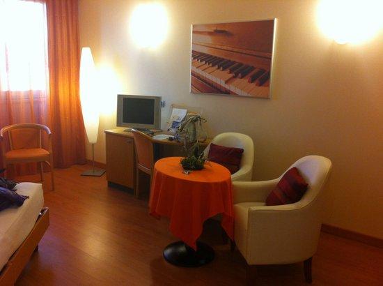 Montemezzi Hotel: Doppia matrimoniale
