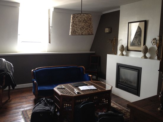 Downtown-BXL: Salotto suite room 5 piano