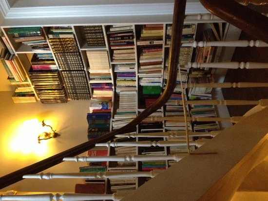 Downtown-BXL: Scale interne libreria