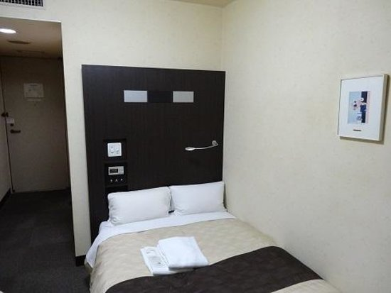 Ise City Hotel Annex: 綺麗な室内でした。