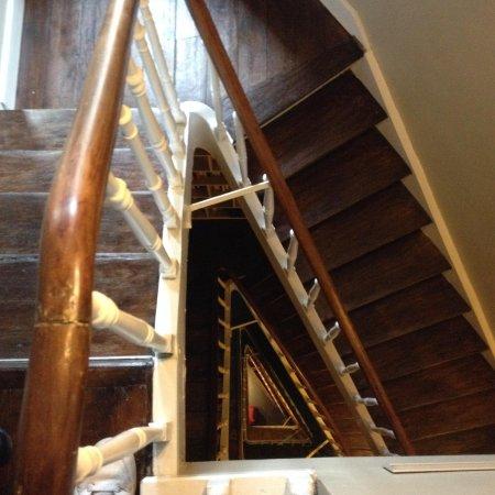 Downtown-BXL: Tromba delle scale