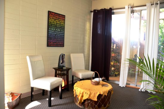 Our Sacred Space Wellness Center Spa