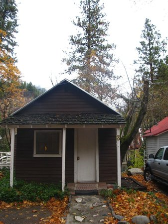 """Belden, CA: Our """"cabin"""""""
