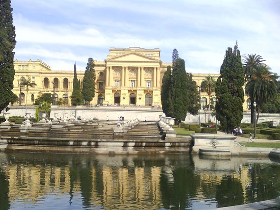 Museu Paulista (Museu du Ipiranga) : museu