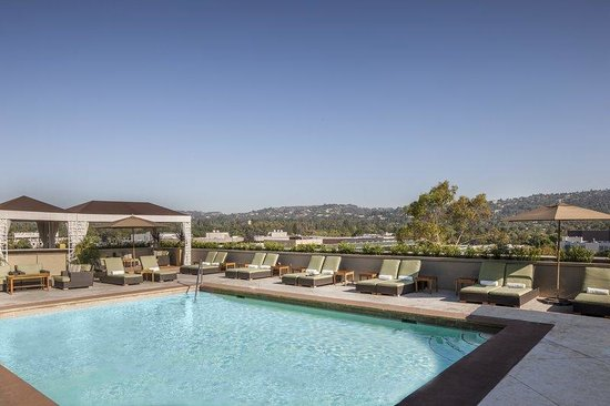 Viceroy L'Ermitage Beverly Hills: Pool
