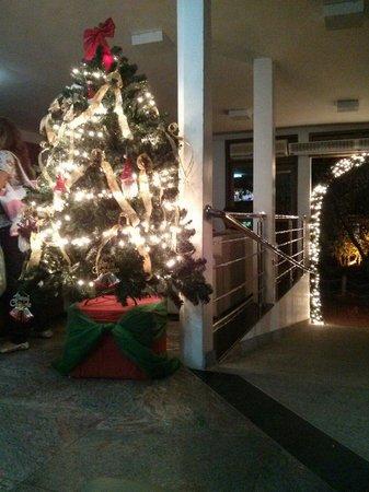 Hotel Casa Blanca: Foto hall principal.