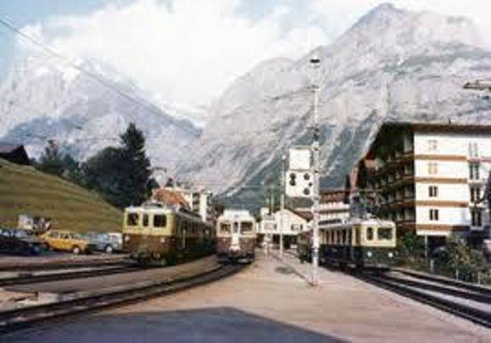 Grindelwald, İsviçre: ヴェッターホルン