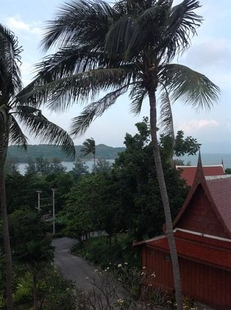 Q Signature Samui Beach Resort : View from room 523
