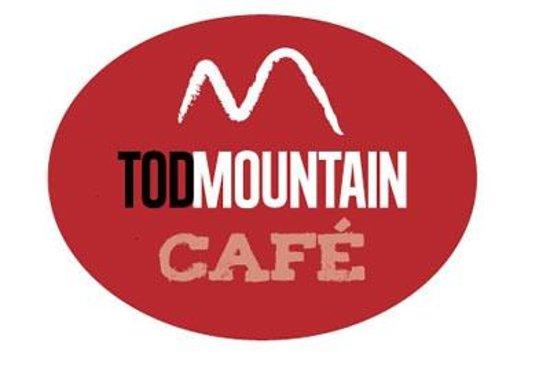 Tod Mountain Cafe: Tod Mountain Café's new image :)