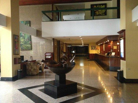Barcelo San Jose Palacio : Lobby